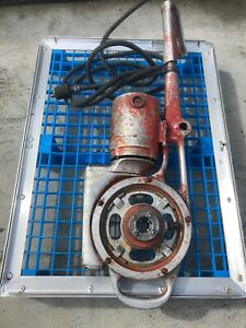 Toledo No. 68 Pipe Threading Machine