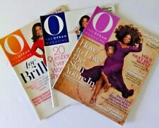 OPRAH MAGAZINE LOT OF 3 APRIL MAY JUNE 2014 VOLUME 15 NUMBERS 4 TO 6 (D2)