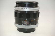 Canon Lens FL 55mm 1:1,2 Objektiv
