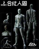 6'' PVC Toa Heavy Industries Made Of Synthetic Human Action 1/12 Figure Boxed