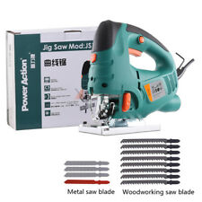 New Electric jig Saw Woodworking power tools Laser Chainsaw Cutting machine 220V