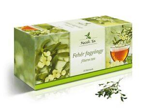 White Mistletoe Natural Premium Tea 25 Teabags