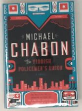 Michael Chabon The Yiddish Policemen's Union SIGNED IN PERSON 1st Ed. hardcover