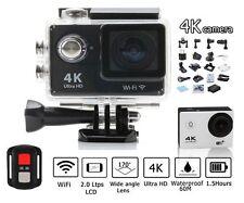 PRO CAM SPORT ACTION CAMERA 4K WIFI ULTRA HD 16MP VIDEOCAMERA CON TELECOMANDO °°