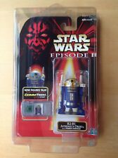 Star Wars Episode 1 R2-B1 US Card With Figure Case