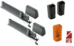Torsicherung Komplettset Sicherheitsleisten Lichtschranke Blinklicht