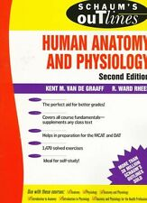 Schaums Outline of Human Anatomy and Physiology