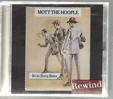 MOTT THE HOOPLE ALL THE YOUNG DUDES (IAN HUNTER) CD F.C. COME NUOVO!!!