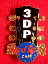 HRC Hard Rock Cafe Online Staff 3DP Rock Star Logo Guitar Neck LE500