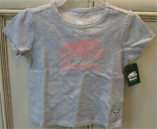 """BABY ROOTS XL [ 11.5"""" Across Chest] """" 18 - 24 Months """" Shirt Infant GIRL Grey"""