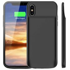 Vproof iPhone X Battery Case 3600mAh, Rechargeable External Battery + Free Ship