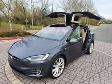 2016 Tesla Model X P90D Sport Utility 4-Door