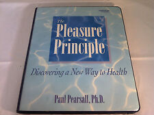 "Nightingale Conant ""The Pleasure Principle"" by Paul Pearsall, Ph.D. Audio Set"