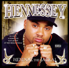 Hendog the Jackal [PA] Hendog Hennessey (CD 1998 Wall Street) Yukmouth B-Legit