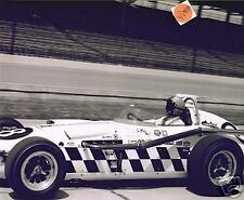 NORM HALL ROADSTER ORIGINAL 1965 INDY 500 8 X 10 PHOTO