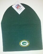 Green Bay Packers Beanie Winter Hat Skull Cap - Green