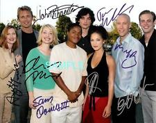 SMALLVILLE CAST REPRINT 8X10 AUTOGRAPHED SIGNED PHOTO PICTURE TOM WELLING MACK