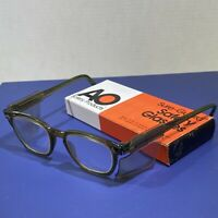 Vtg AO American Optical Flexi-Fit 6M Safety Glasses with Side Shields & Box