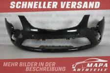 Opel Zafira C Bj. 2012-2016 Stoßstange Vorne Original 4x PDC (ohne SRA) Schwarz