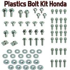Plastic Body & Bolt Kit Honda CRF150R CRF250R CRF450R fenders seat shrouds