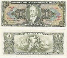 South America Note Banknotes