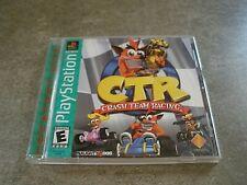 CTR: Crash Team Racing (PlayStation 1, 1999)