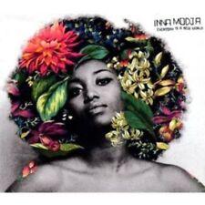 Inna MODJA-Everyday is a new world CD neuf emballage d'origine