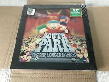 South Park- *SEALED 2LP*-Bigger, Longer RSD Colored Vinyl Record Store Day 2019