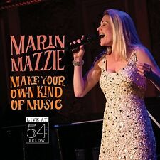 Marin Mazzie - Make Your Own Kind of Music - Live at 54 Below [New CD]