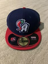 New Era MILB Baseball San Antonio Missions Fitted 59FIFTY Cap Hat NWT 7 1/4