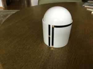 Rosenthal Cupola Nera 1 Zuckertopf