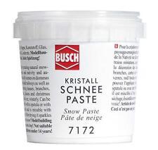 Busch 7172 NEW CRYSTAL SNOW PASTE 150G