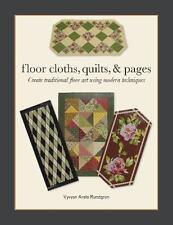 FLOOR CLOTHS, QUILTS & PAGES - RUNDGREN, VYVYAN