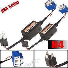 2x Deluxe H4 HB2 9003 Error Free Resistor Canbus For HID Headlight Kit