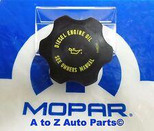 2002-2015 Dodge Ram 2500-3500 5.9 6.7 Cummins Turbo Diesel Engine Oil Fill CAP