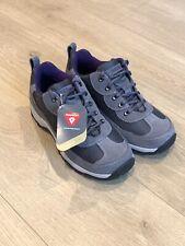 LL Bean Tek 2.5 Waterproof Hiking Boot Shoes 296496 Purple Gray Women's Size 8.5