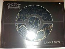 Pokemon Sword y Shield Zamazenta Elite Trainer Caja Plus Nuevo Sellado