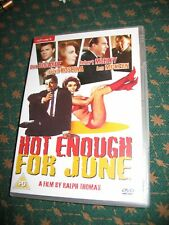 Hot Enough For June DVD - Dirk Bogarde, Sylva Koscina, Roger Delgado, Leo McKern