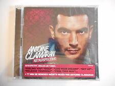 ANTOINE CLAMARAN : RETROSPECTIVE + 77 MIN INEDITS [CD ALBUM NEUF] ~ PORT GRATUIT