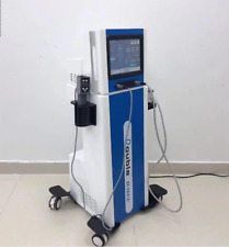 2 Handle Electromagetic with Pneumatic Shockwave ED Physical Therapy Equipment