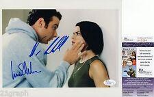Neve Campbell + Liev Schreiber Signed 'Scream' 8x10 Photo w/ JSA COA #P17204