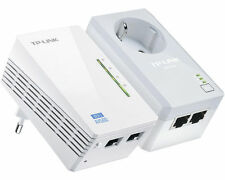 TP-LINK Av500 Powerline WiFi Kit mit Steckdose kaum