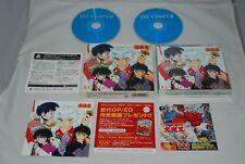 INUYASHA CD & DVD BEST OF INUYASHA 2 w/ slipcase Japan import anime Namie Amuro
