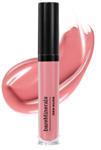 bare Minerals Gen Nude Patent Lip Lacquer in Can't Even (full size) RRP£19 ❤️