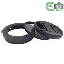Pentax PK Rear Lens Reverse Mount Protection Ring+58mm UV Filter+58mm Lens Cap