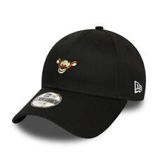 New Era Infant Baby Kids 0-2 Years Disney Tigger Black 9FORTY Baseball Cap