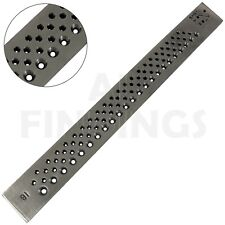 """DRAWPLATE ROUND 91 HOLES PULLING WIRE ROLLING MILL 12"""""""