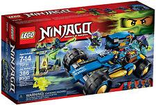 Lego Ninjago 70731: Ninjago Jay Walker