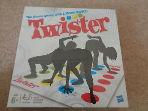 TWISTER GAME By Hasbro 2012