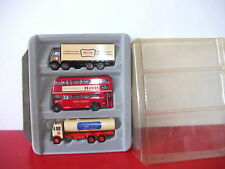 The Rank Hovis Story Bus & Lorry Set EFE 1/76 exclusive first editions